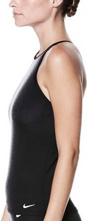 Nike Women's Fade Sting Adjustable High Neck Tankini product image