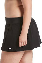 Nike Women's Plus Size Solid Swim Skirt product image