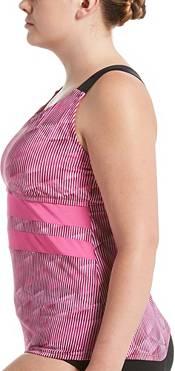 Nike Women's Plus Size Radical Edge V-Back Tankini Top product image