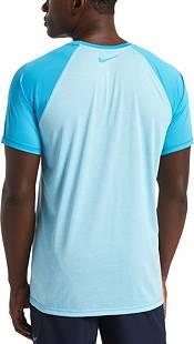 Nike Men's Heather JDI Short Sleeve Rash Guard product image