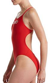Nike Women's Swim Guard Cut Out One-Piece Swimsuit product image