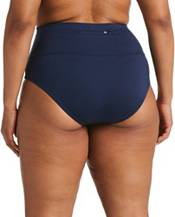 Nike Women's Plus Size Essential High Waist Banded Swim Bottoms product image