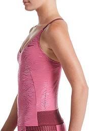 Nike Women's Geo Onyx Crossback Tankini Top product image