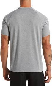 Nike Men's Heather Short Sleeve Rash Guard product image