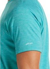 Nike Men's Heather Tilt Short Sleeve Rash Guard product image