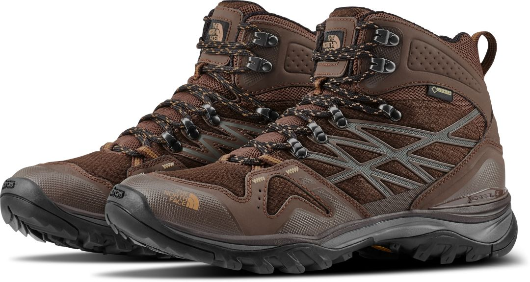 71fe22b3344 The North Face Men's Hedgehog Fastpack Mid GTX Waterproof Hiking Boots