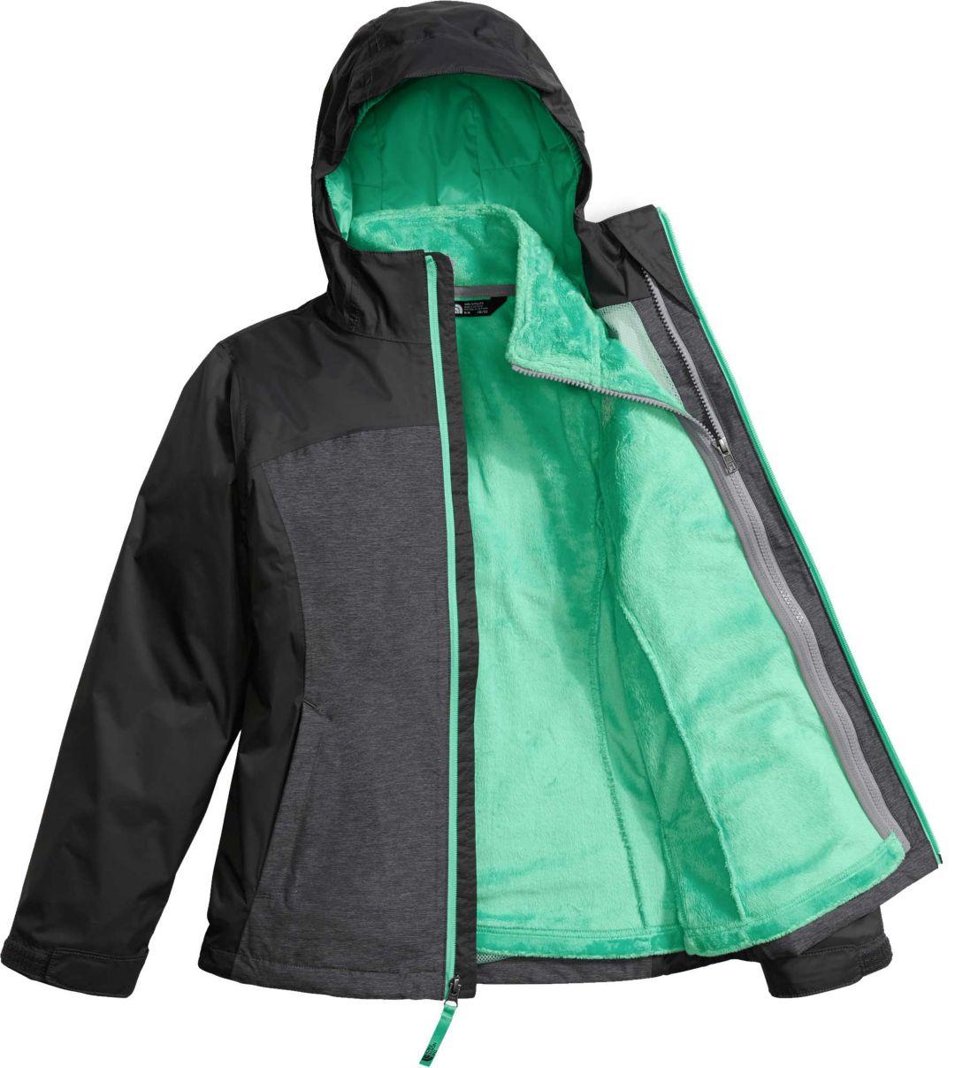 e420e7e1e The North Face Girls' Osolita Triclimate Jacket
