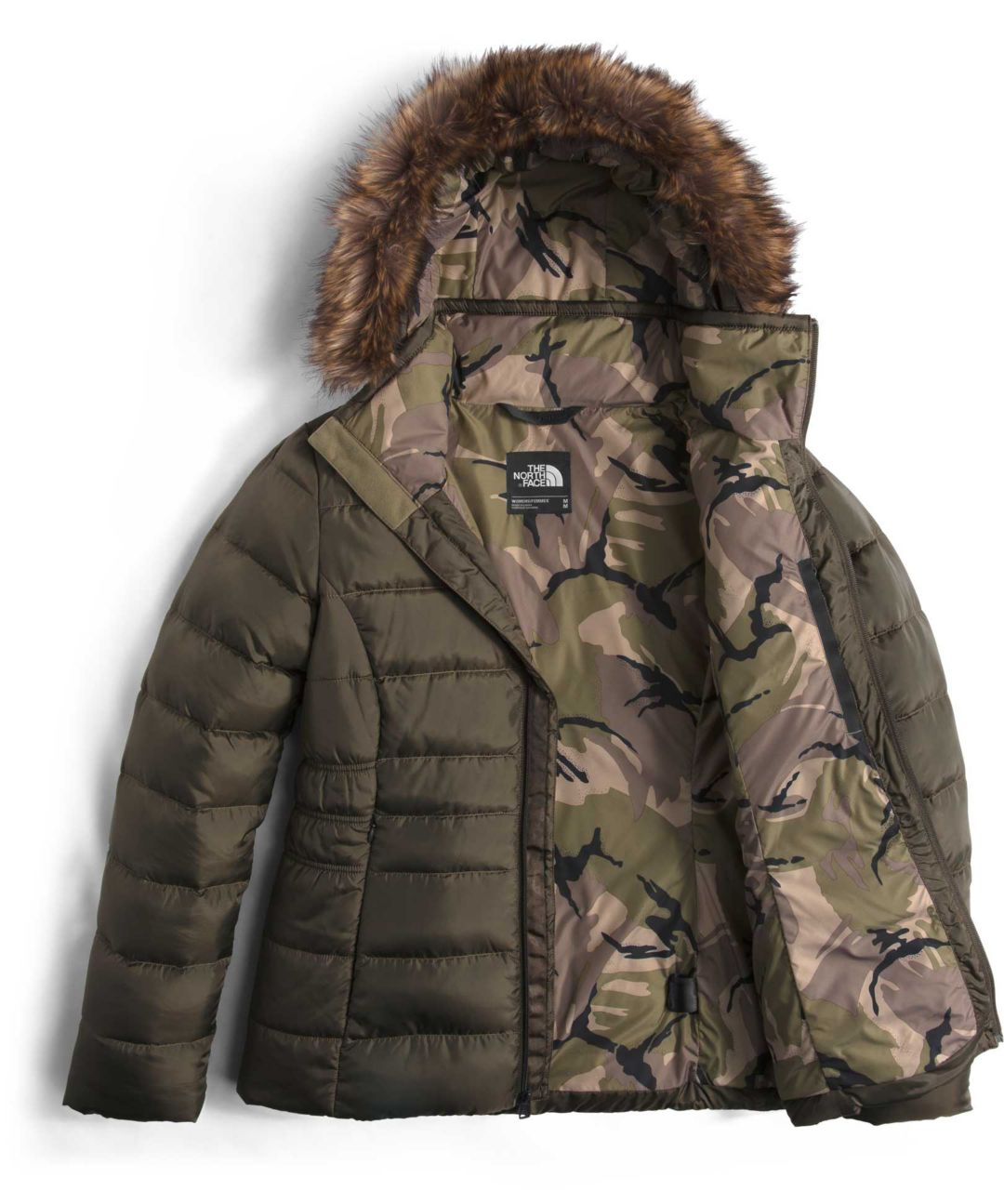 90a4544a8 The North Face Women's Gotham II Jacket