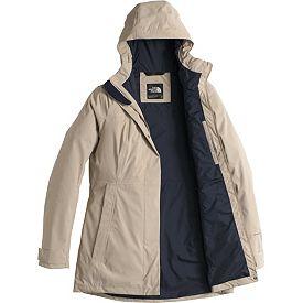f8146dcc609f The North Face Women s City Midi Trench Rain Jacket