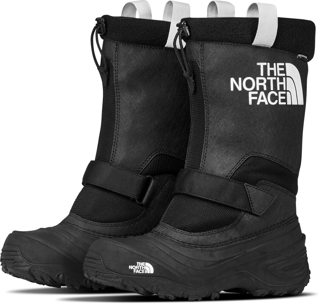 7f1b7d6a0 The North Face Kids' Alpenglow Extreme III 400g Waterproof Winter Boots
