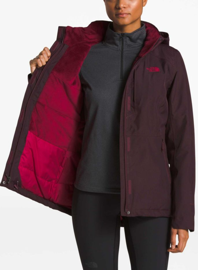 86aea4722 The North Face Women's Inlux 20 Insulated Jacket