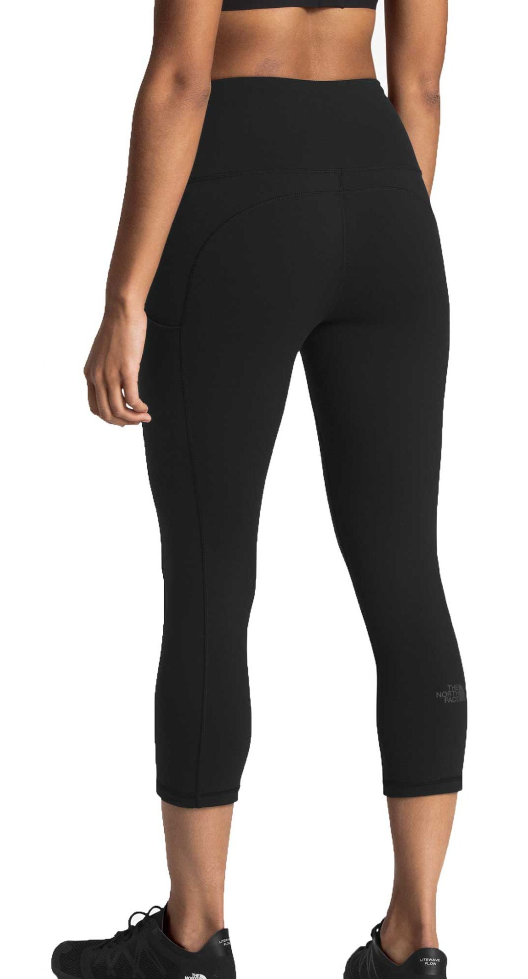 85726f6ccc3a9 The North Face Women's Motivation High-Rise Pocket Cropped Tight ...