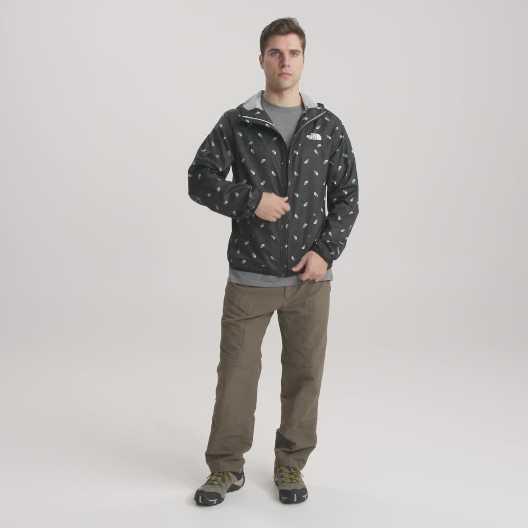 8e42d437e The North Face Men's Printed Cyclone Hoodie