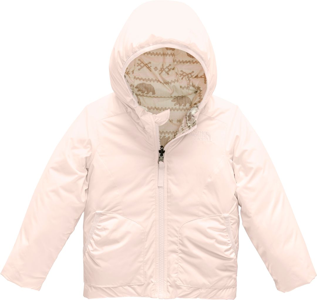 02ab5ed21 The North Face Toddler Girls' Reversible Perrito Jacket