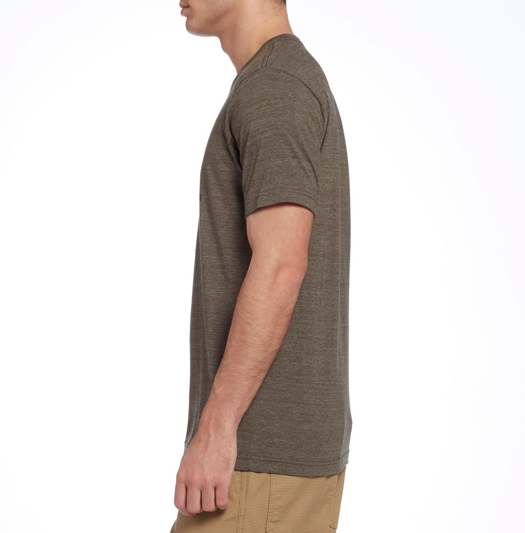 c3ec5cce The North Face Men's Pony Wheels Tri-Blend T-Shirt