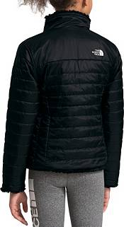 The North Face Girls' Reversible Mossbud Swirl Jacket product image