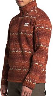 The North Face Men's Gordon Lyons Novelty 1/4 Zip Pullover product image