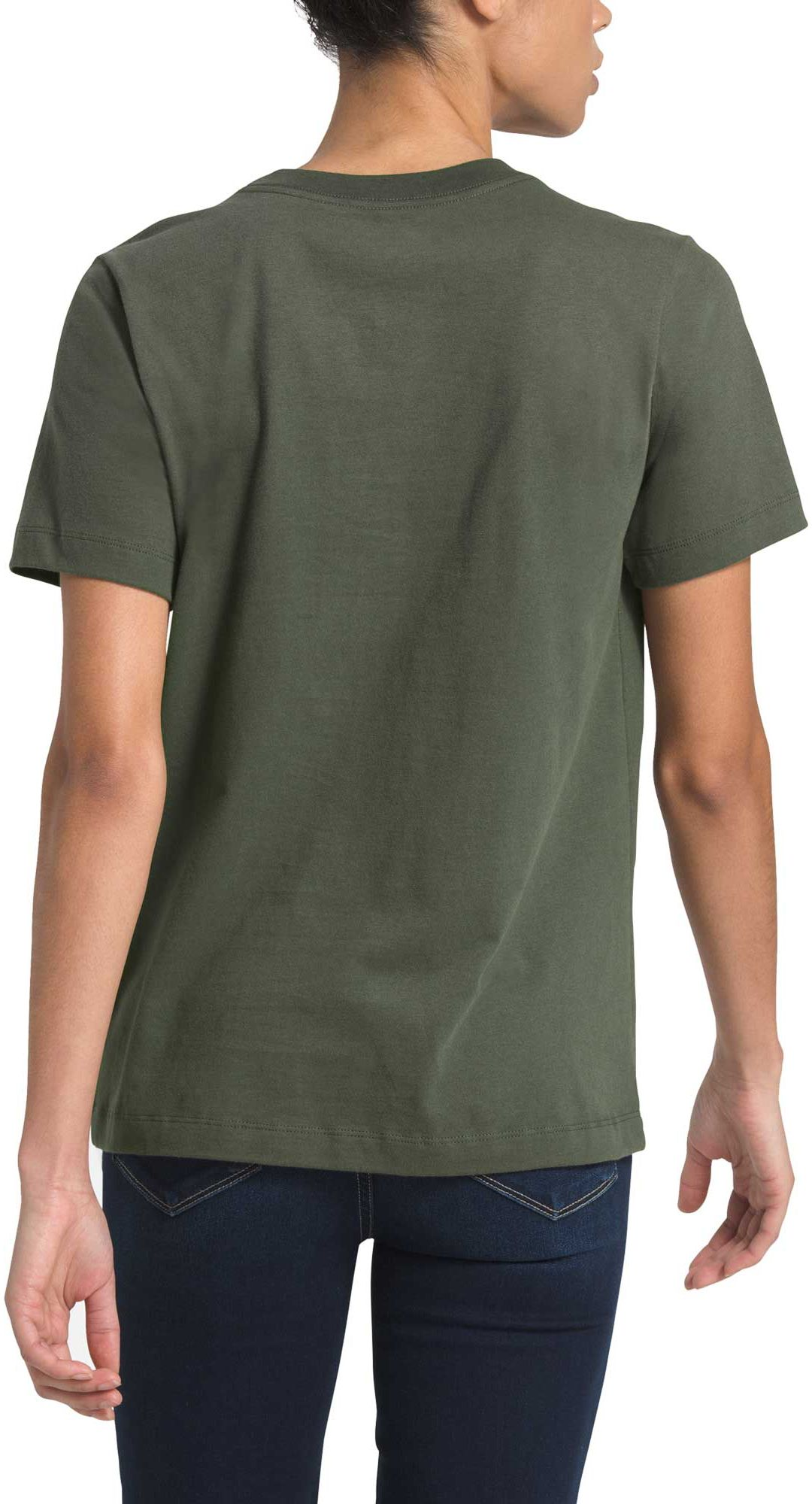 b19732585 The North Face Women's Half Dome Short Sleeve T-Shirt