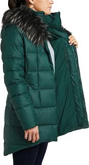 The North Face Women's Fur Hooded Down Parkina product image