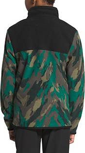 The North Face Boys' Glacier ¼ Snap Pullover product image