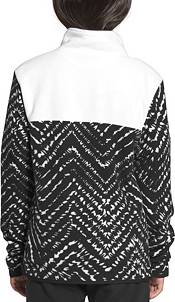 The North Face Girls' Glacier 1/4 Snap Pullover product image