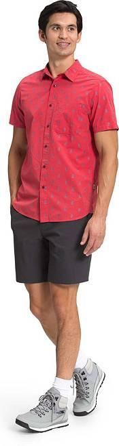 The North Face Men's Short Sleeve Baytrail Jacquard Shirt product image
