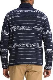 The North Face Men's Printed Gordon Lyons ¼ Zip Sweatshirt product image
