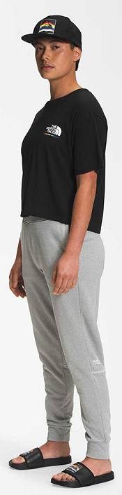 The North Face Women's Pride Graphic Cropped T-Shirt product image
