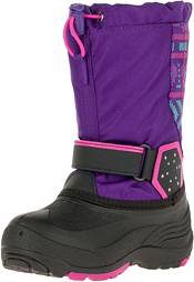 Kamik Kids' Icetrack Print Insulated Waterproof Winter Boots product image