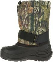 Kamik Kids' Rocket Mossy Oak Country Insulated Winter Boots product image