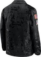 Nike Men's Salute to Service Philadelphia Eagles Black Jacket product image