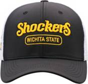 Top of the World Men's Wichita State Shockers Notch Adjustable Snapback Black Hat product image