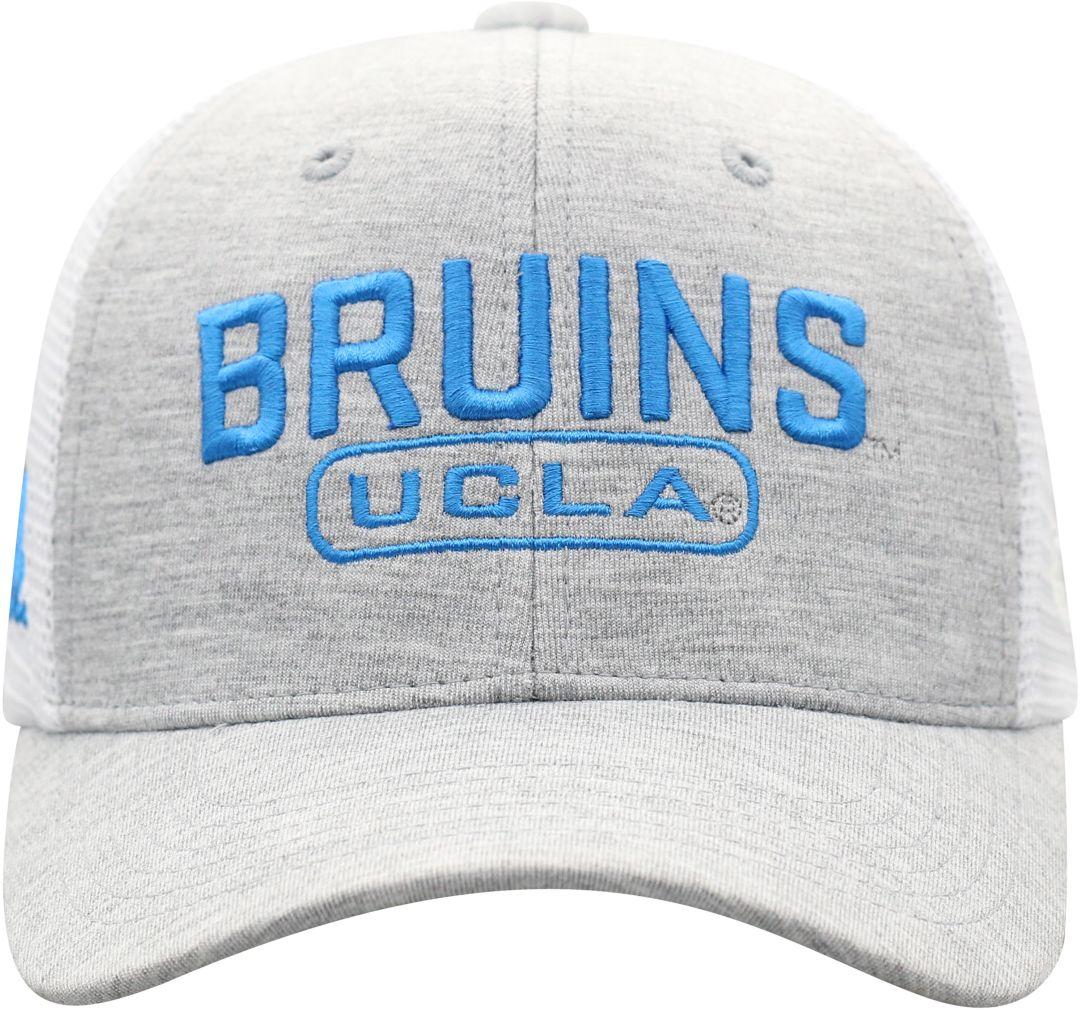 brand new 13216 9bc51 Top of the World Men s UCLA Bruins Grey Notch Adjustable Snapback Hat