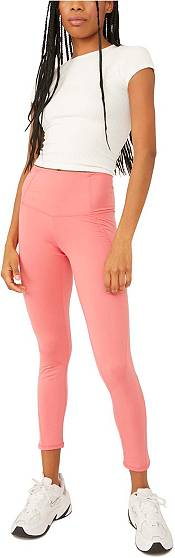 FP Movement by Free People Women's Solid Plie All Day High-Rise Ankle Leggings product image