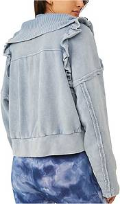 FP Movement by Free People Women's So Cool Sweat Full-Zip Jacket product image