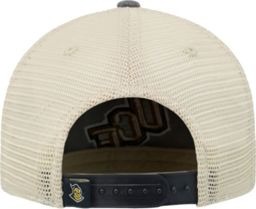 9bf4042b9bc Top of the World Men s UCF Knights Black Gold White Off Road Adjustable Hat