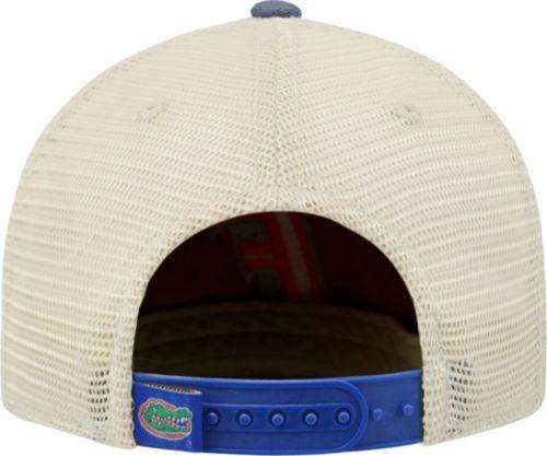 Top of the World Men s Florida Gators Blue White Orange Off Road Adjustable  Hat. noImageFound. Previous. 1. 2 88decdeb6a68