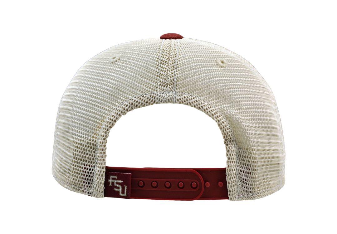 buy popular d756f 677ff Top of the World Men s Florida State Seminoles Garnet White Black Off Road  Adjustable Hat