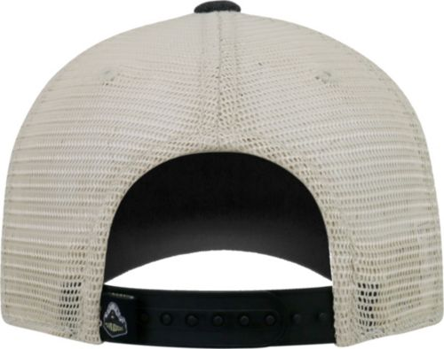 best sneakers 33e37 556d2 Top of the World Men s Purdue Boilermakers Black White Old Gold Off Road  Adjustable Hat