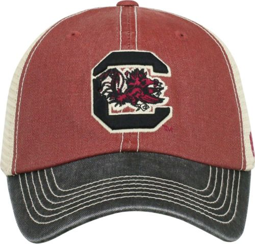 943fcac3 Top of the World Men's South Carolina Gamecocks Garnet Off Road Adjustable  Hat. noImageFound. Previous. 1. 2