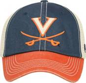 Top of the World Men's Virginia Cavaliers Blue Off Road Adjustable Hat product image