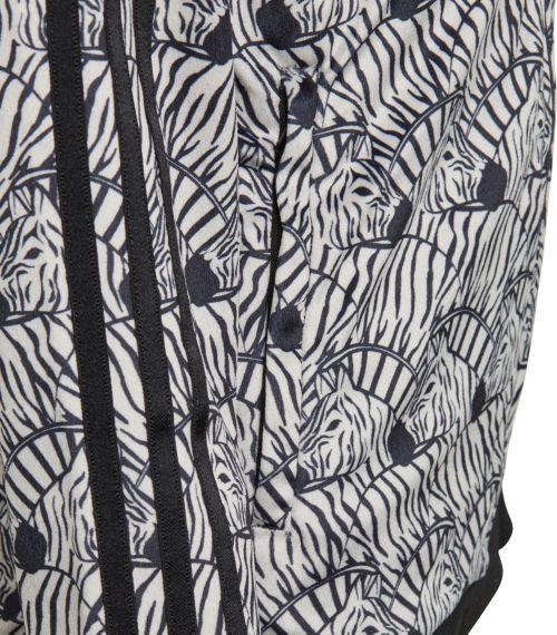 cfafe9d91bdd8 adidas Originals Girls  Zebra Superstar Track Jacket