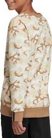 adidas Originals Boy's Vocal Camo Crewneck Sweatshirt product image