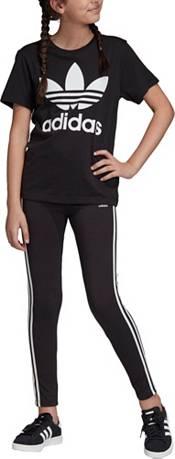 adidas Originals Girls' 3-Stripe Leggings product image