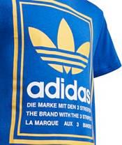 adidas Originals Boys' Block Graphic T-Shirt product image