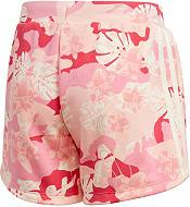adidas Girl's Floral Printed Short product image