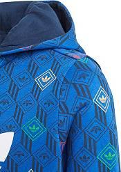adidas Originals Boys' Multi Logo Trefoil Hoodie product image
