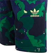 adidas Kids' Allover Print Pack Camo Print Shorts product image