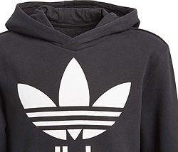 aac407e41a76 adidas Originals Boys  Trefoil Hoodie alternate 3