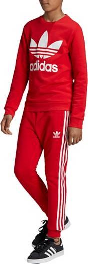 adidas Originals Boy's Trefoil Crewneck Sweatshirt product image